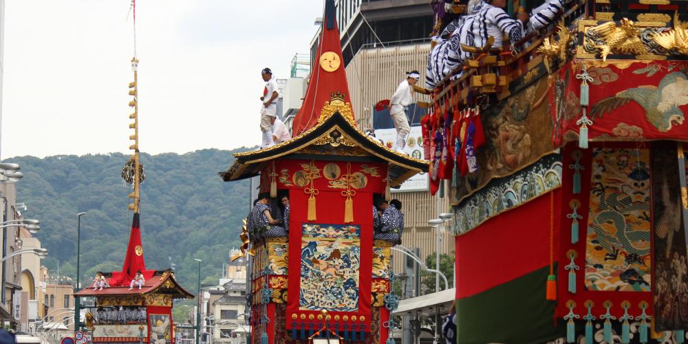 注目行事 祇園祭