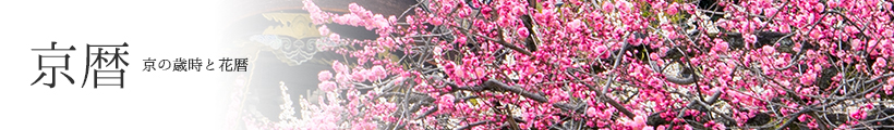 京都の花暦