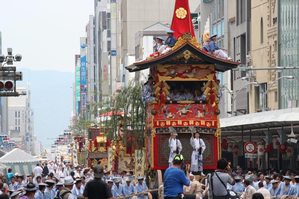 祇園祭を楽しむためにここだけは抑えておきたいポイント【前祭編】