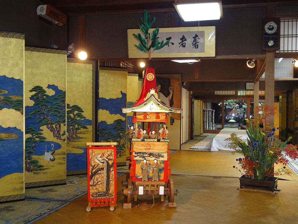 祇園祭 屏風祭