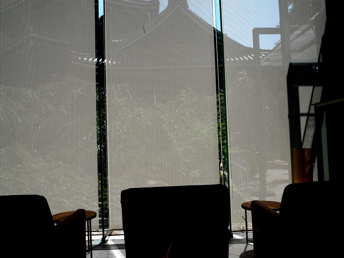 コーヒーショップからの眺め1
