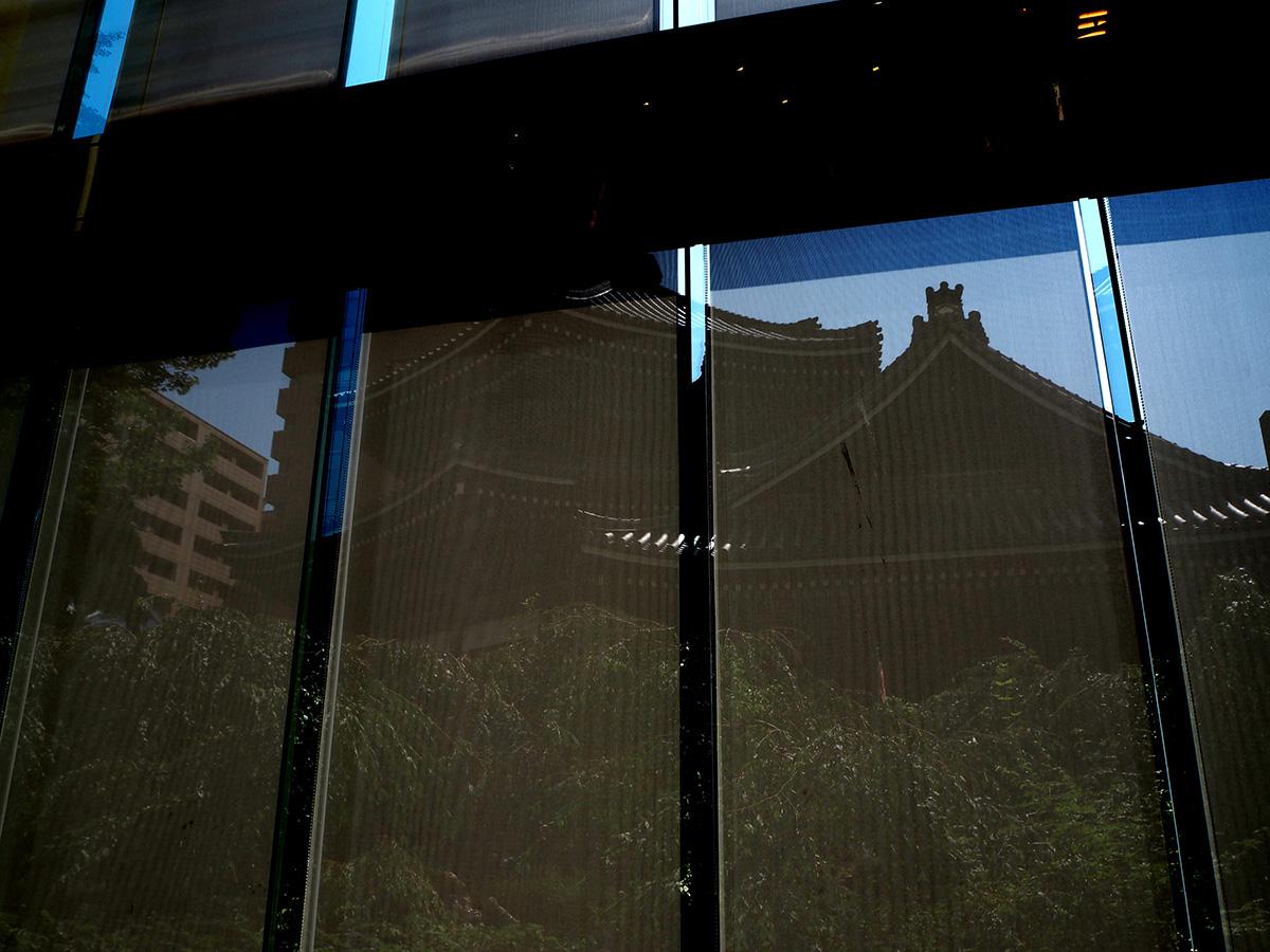 コーヒーショップからの眺め2