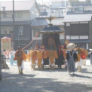 京都三大祭のひつと、時代祭って?