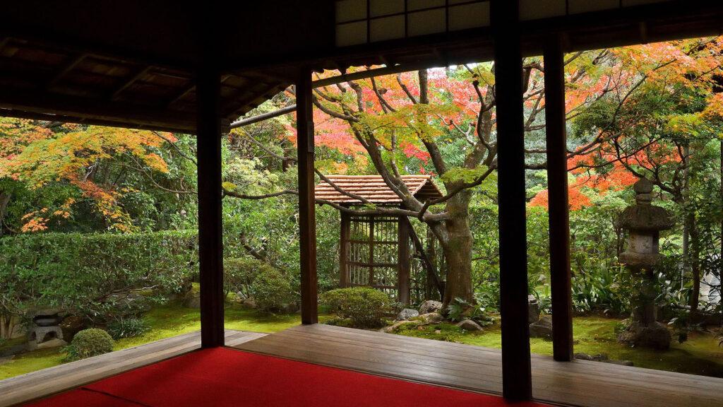京都の庭園30選〜大徳寺・御室方面~