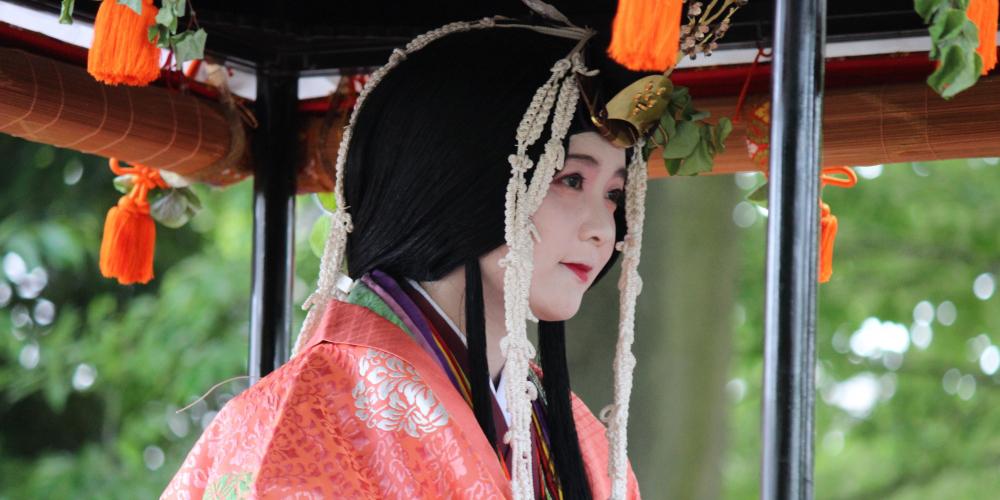 注目行事 葵祭