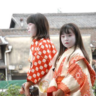 時代祭を彩る女性たち