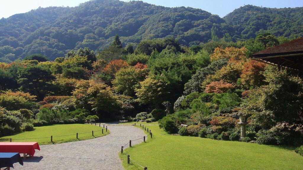 京都の庭園30選 〜嵐山方面~